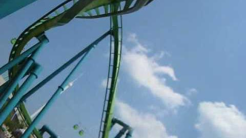 Raptor Front (Cedar Point) - OnRide - (480p)