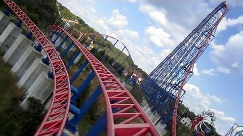 Superman - Ride of Steel
