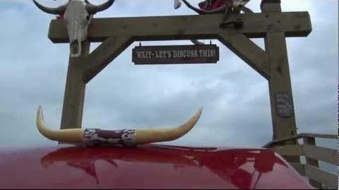 Texas Giant (Six Flags Over Texas) - OnRide (1080p)
