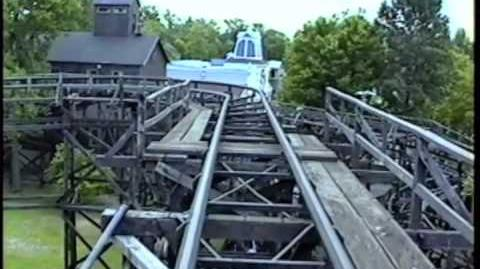 Cedar Creek Mine Ride (Cedar Point) - OnRide - (480p)