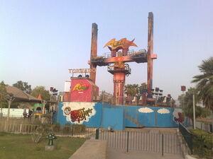 Tornado Kuwait Entertainment City