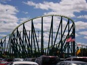 Wild Thing (Valleyfair) turnaround