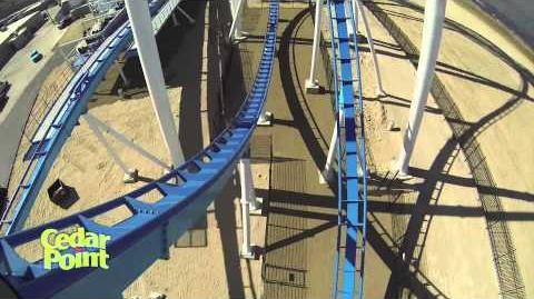 GateKeeper (Cedar Point) - Pre-Opening (1080p) - Right