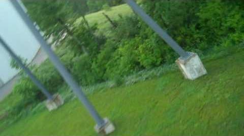 Firehawk (Kings Island) - OnRide - (720p)