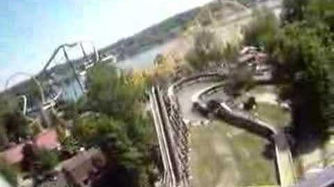 Double Loop (Geauga Lake) - OnRide