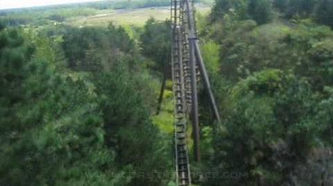 Dragon Mountain (MarineLand) - OnRide - (480p)