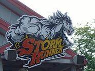 Storm Runner Logo