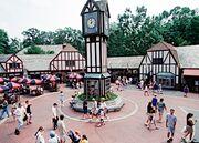 Busch Gardens Williamsburg Plaza