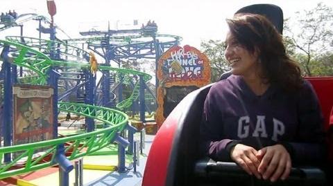 Joker on-ride HD POV Six Flags México