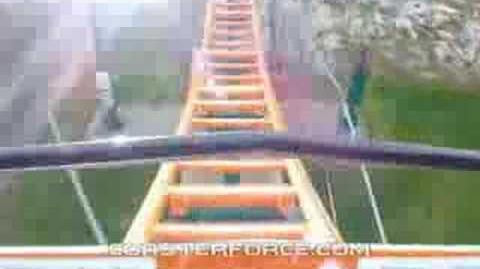 Speed - Oakwood Theme Park - OnRide - 360p