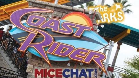 Coast Rider (On-Ride) - Knott's Berry Farm
