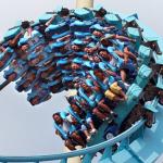Floorless Roller Coaster