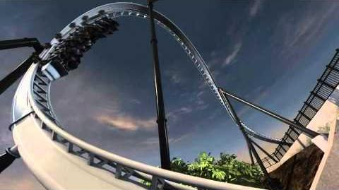 Full Throttle (Six Flags Magic Mountain) - OnRide