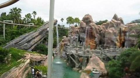 Pteranodon Flyers (Islands of Adventure) - OnRide - (480p)