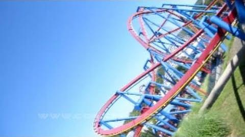 Superman - Ultimate Flight (Six Flags Over Georgia)