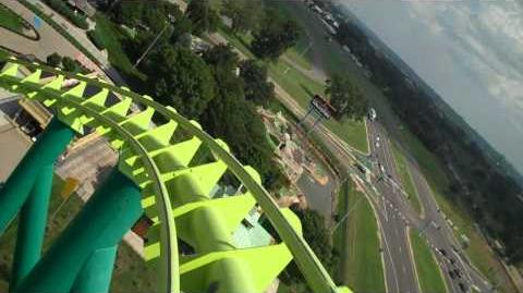 Wild Thing (ValleyFair) - OnRide - (720p)