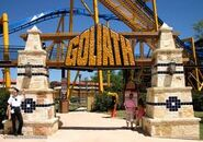 Goliath sign sfft