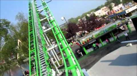 Ben Ten - Ultimate Mission (Drayton Manor) - OnRide (720p)