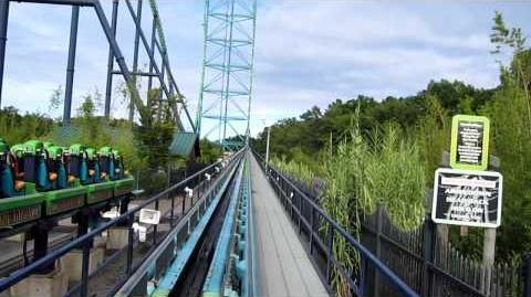 Kingda Ka (Six Flags Great Adventure) - OnRide - (720p)