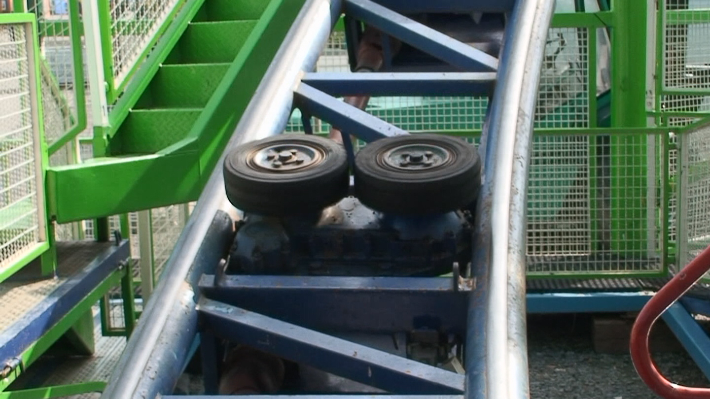 Friction Wheels Roller Coaster Wiki Fandom Powered By