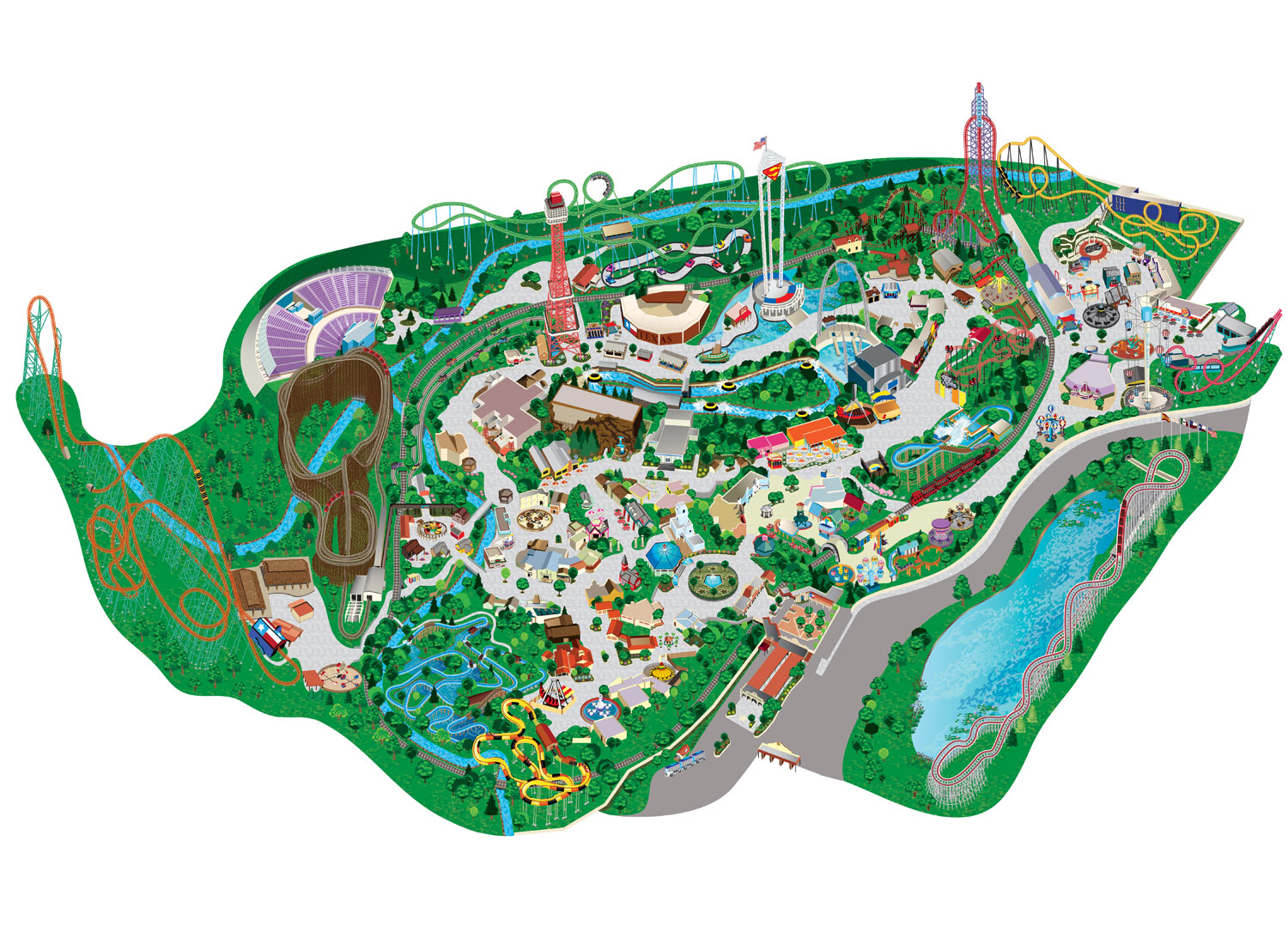 six flags over texas mappng. file  six flags over texas mappng  roller coaster wiki  fandom