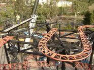 SFDK Pandemonium being dismantled