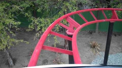 Road Runner Express (Six Flags Magic Mountain) - OnRide - (720p)