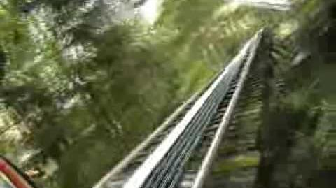 Alpenexpress (Europa Park) - OnRide - (360p)