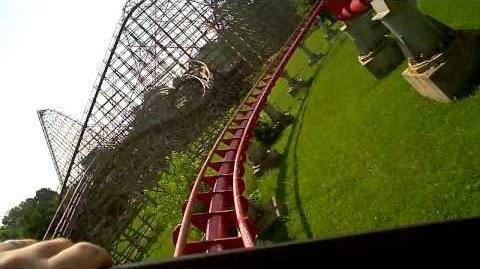 Mamba (Worlds of Fun) - Onride (720p)