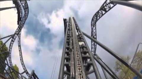 Smiler (Alton Towers) - OnRide (720p)