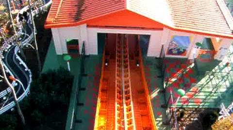 RC Racer (Disneyland Paris - Walt Disney Studios Park)