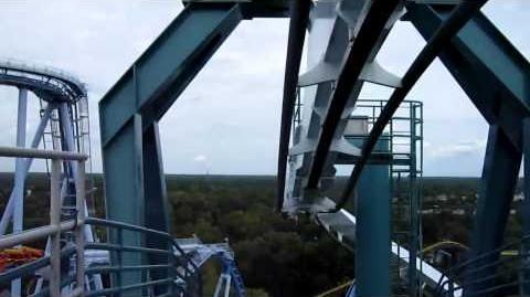Alpengeist (Busch Gardens Williamsburg) - OnRide - (720p)
