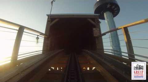 Gold Striker (California's Great America) - OnRide (1080p)