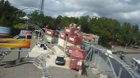 Backlot Stunt Coaster (Kings Dominion)
