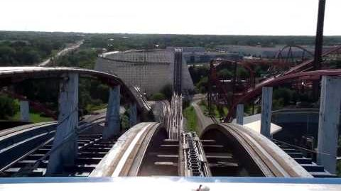 American Eagle (Six Flags Great America) - OnRide (1080p)