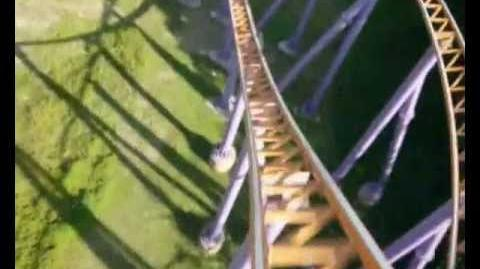 10 Inversion Roller Coaster (Chimelong Paradise) - On-Ride