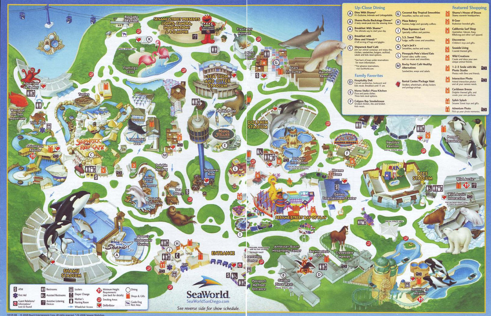 sea world san diego map. file  sea world san diego map  roller coaster wiki  fandom