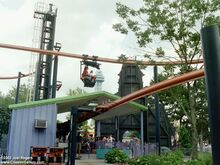 Ghoster coaster