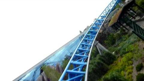 Blue fire Megacoaster (Europa Park) - OnRide - (720p)