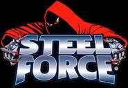 Steel Force logo