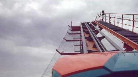 Goliath (Six Flags Over Georgia) - OnRide - (720p)