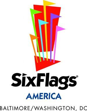 Six Flags America Logo