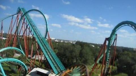 Kumba (Busch Gardens Tampa) - OnRide - (480p)