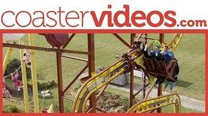 Wilde Hilde Vertical Roller Coaster @ Schwaben Park, Germany from RES