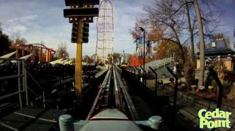 Strata roller coaster