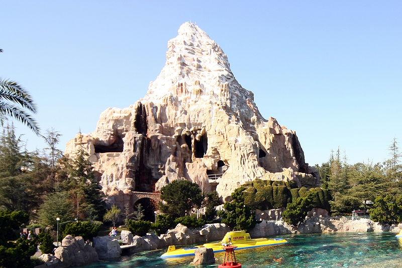 Matterhorn Bobsleds Roller Coaster Wiki Fandom Powered By Wikia