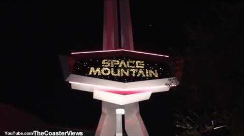 Space Mountain (Disneyland Park)