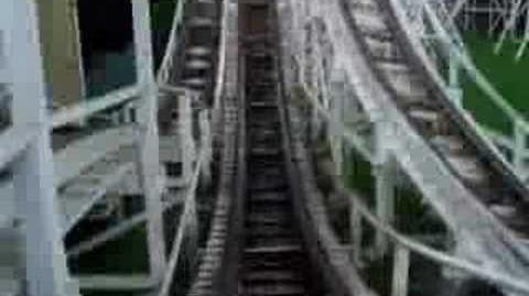 Thunderbolt (Six Flags New England) - OnRide - (480p)