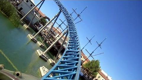 Furius Baco (PortAventura Park) - OnRide (1080p)