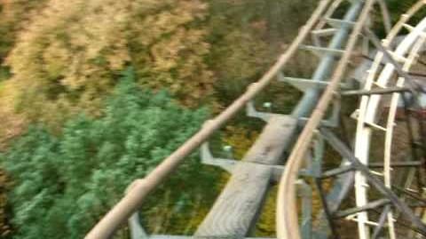 Corkscrew (Alton Towers) - OnRide